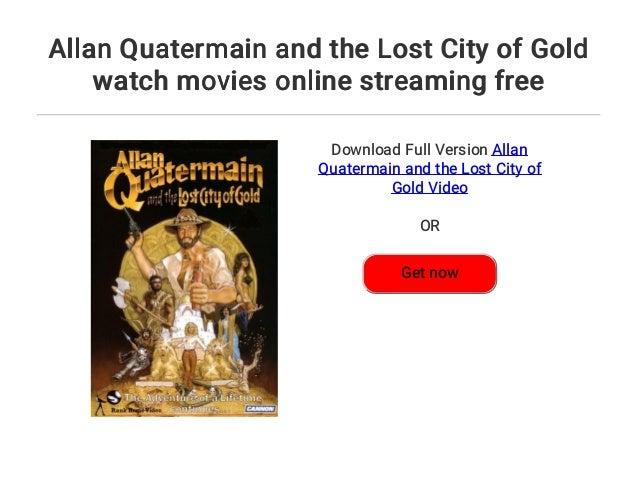 Quatermain Stream