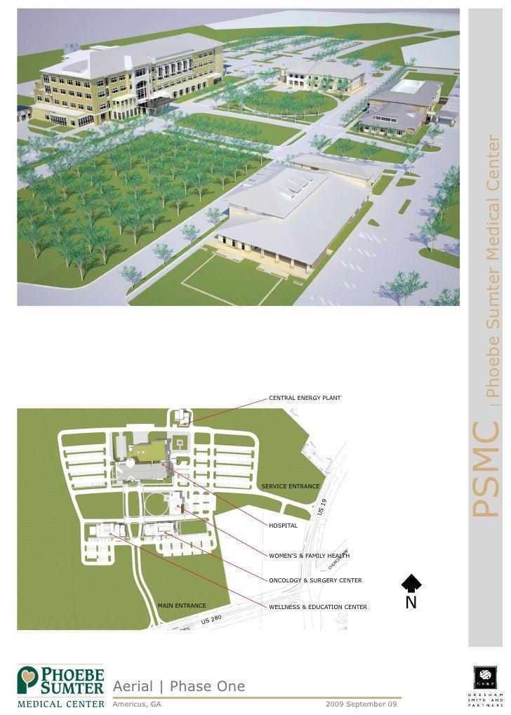 Phoebe Sumter Medical Center                                  CENTRAL ENERGY PLANT                                        ...