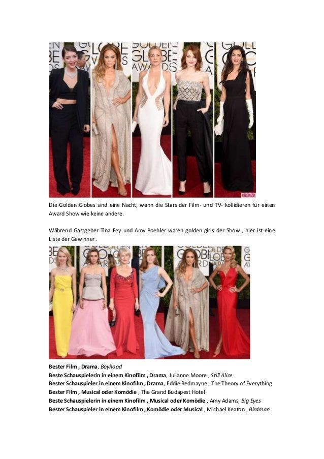 Die Golden Globes sind eine Nacht, wenn die Stars der Film- und TV- kollidieren für einen Award Show wie keine andere. Wäh...