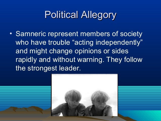 politics in lord of the flies
