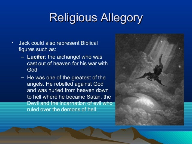 lord of the flies biblical meaning