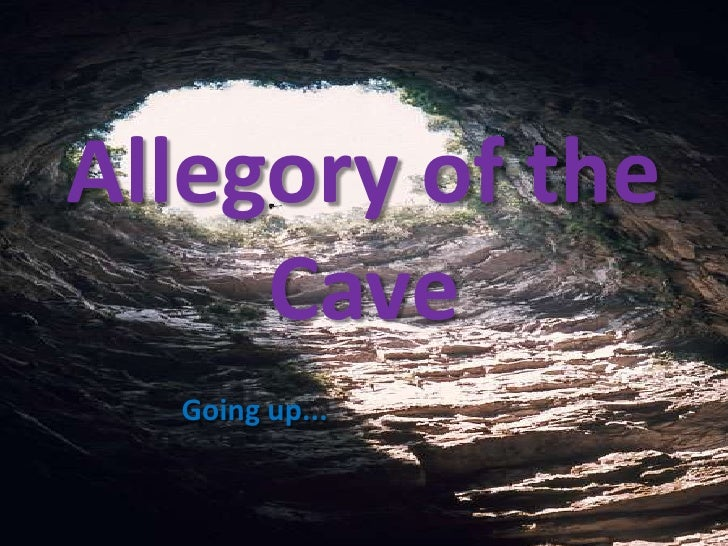 allegory of the cave 1 A simple description of his thesis in the allegory of the cave is that: 1) the nature  of life is social and political 2) the confines of people's lives are narrow 3) we.