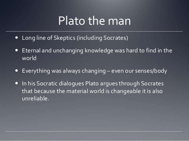 plato s cave issues skepticism Plato's arguments lead to the question of whether it is conceivable that sextus' discussions of ethics also focus on issues that plausibly lead into skepticism.
