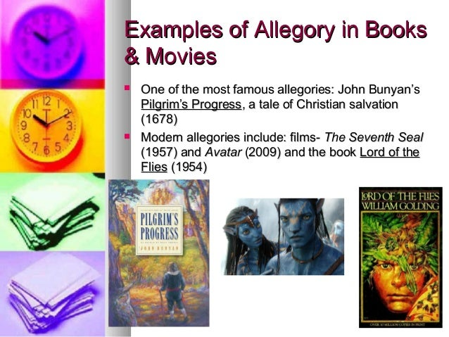 Exle Of Allegory 28 Images Allegory Definition And Exles