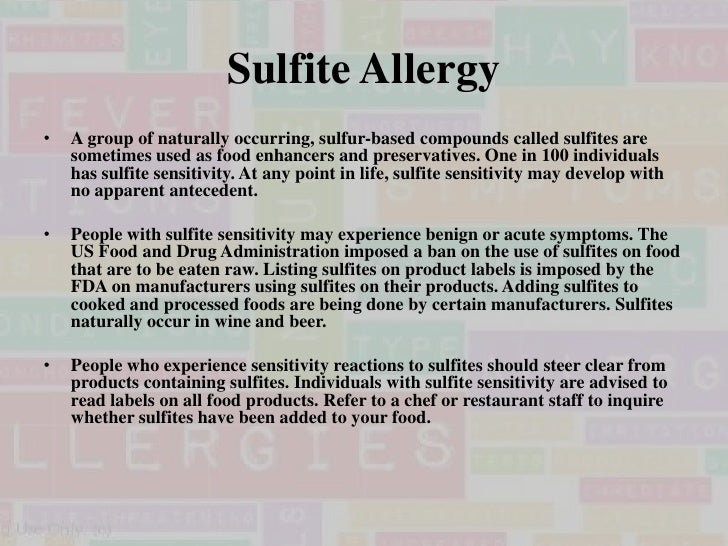 Allergy tips how to fortify yourself
