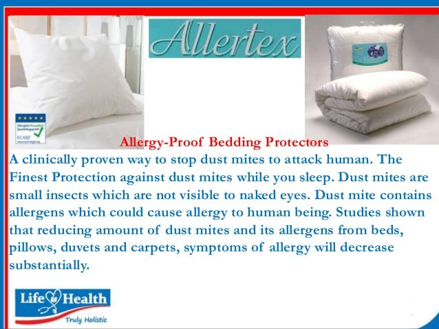 Allertex Allergy Proof Bedding Cover