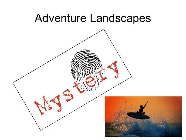 Adventure Landscapes