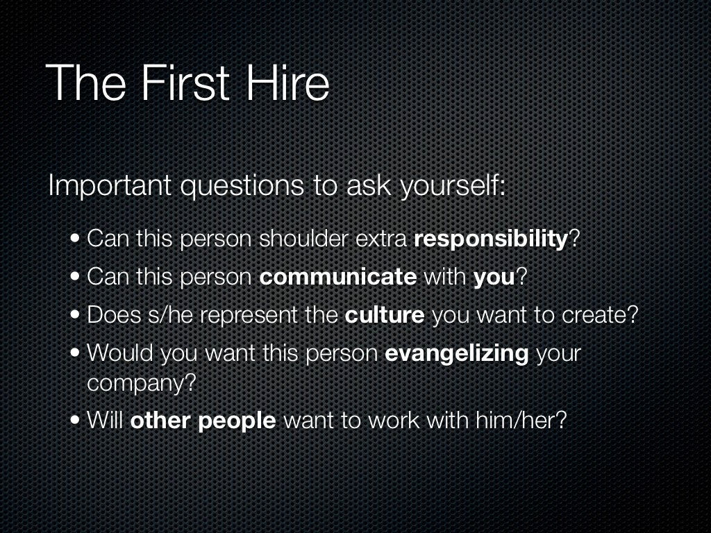 The first hireimportant questions to for Questions to ask a builder
