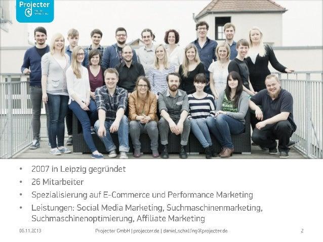 Facebook Ads für Onlineshops: zielorientierte Anzeigenschaltung und –Auswertung @AllFacebook Marketing Conference Slide 2