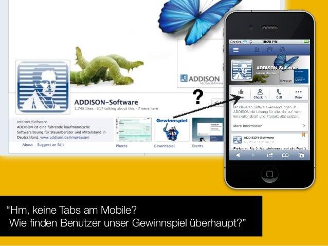 """""""...Im Newsfeed!""""Über (promoted) Postings auf der Page &Stories von teilnehmenden Benutzern!"""
