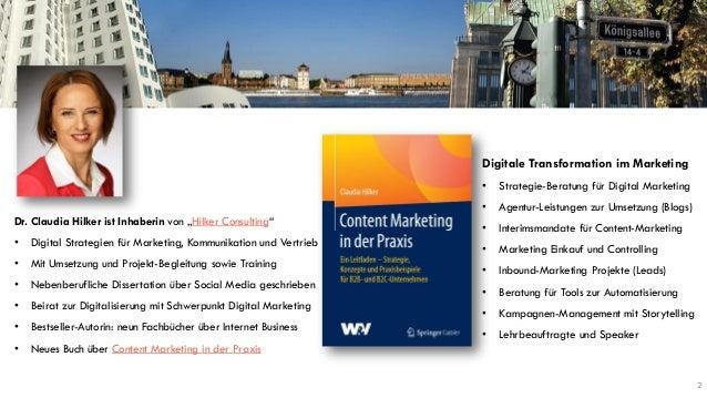 Leitfaden Content Marketing_Claudia Hilker Slide 2