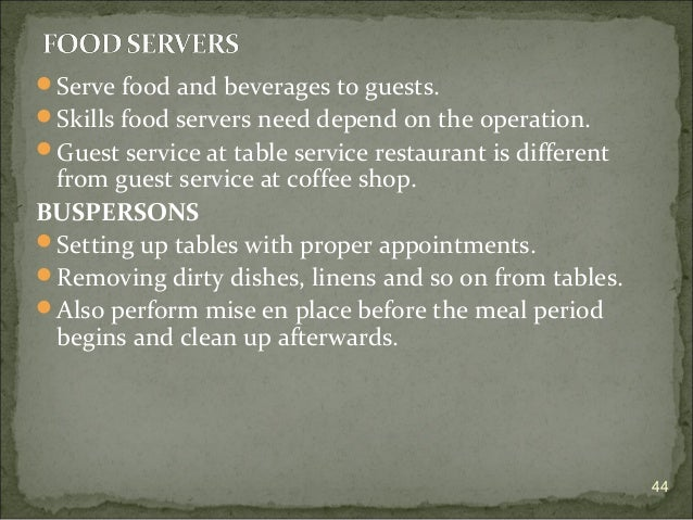 introduction to hospitality industry Introduction to hospitality and tourism course syllabus course number: host-0018 ohlap credit: no explain the role of tourism in the hospitality industry.