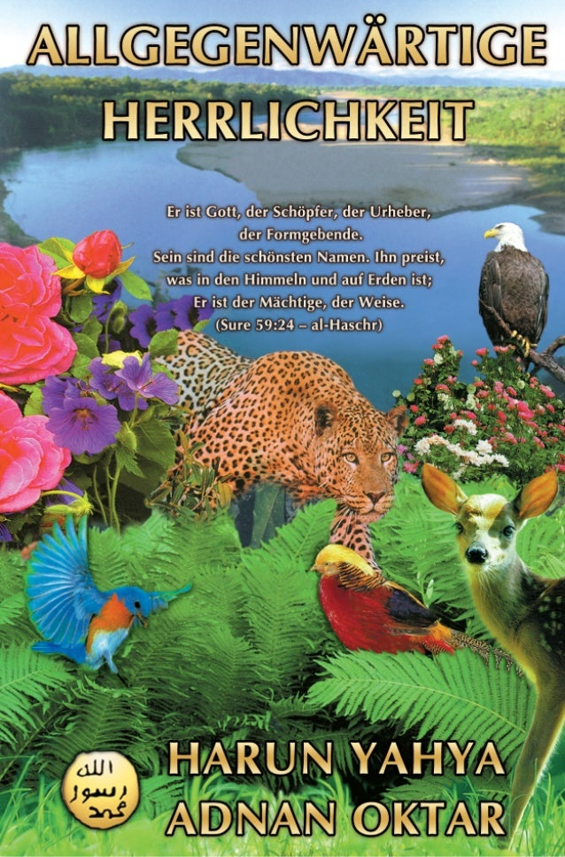 AN DEN LESER Der Grund, dass in all diesen Arbeiten die Widerlegung der Evolutionstheo- rie so stark betont wird, liegt da...