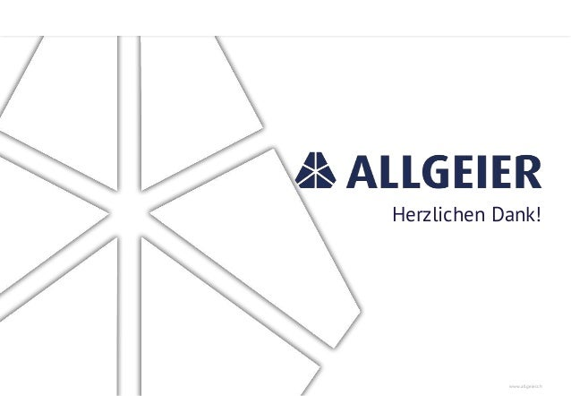 Allgeier Präsentation am Swiss eHealth Forum 2017