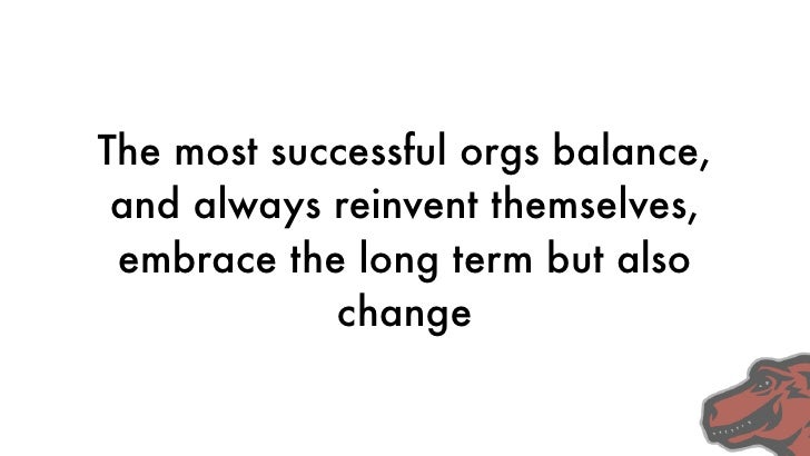 Our challenges for this year & next            1. Organizational Growing Pains
