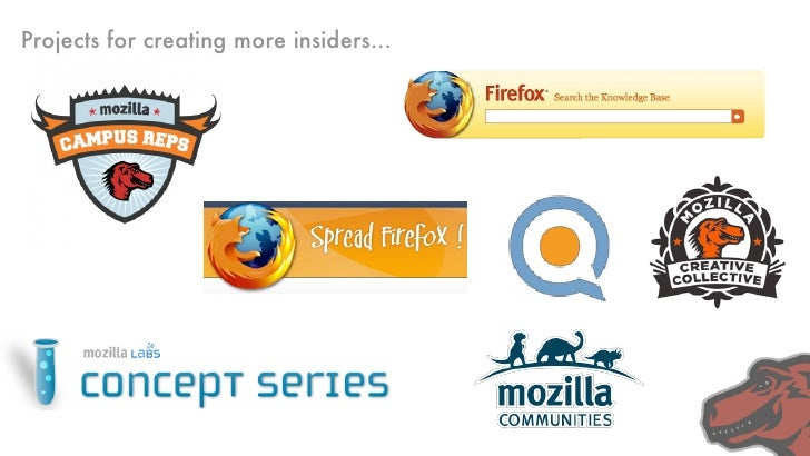 """and everyone's noticed &  understood & implemented their version of the """"mozilla playbook"""""""