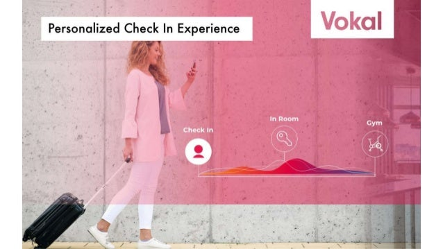 Building the Hotel Experience of the Future (Proof of Concept)