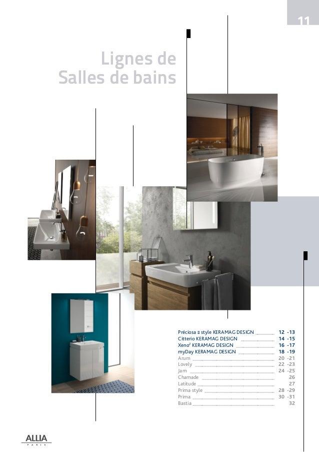 Catalogue Tarif Allia 2016 Salle De Bains