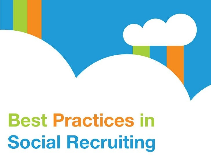Best Practices in Social Recruiting: Alliance Data