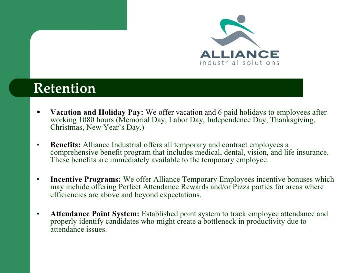 Alliance Industrial