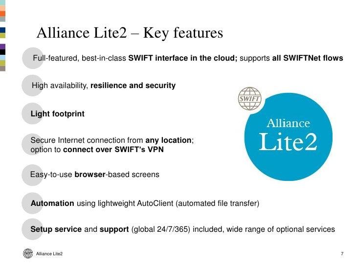 introducing alliance lite2