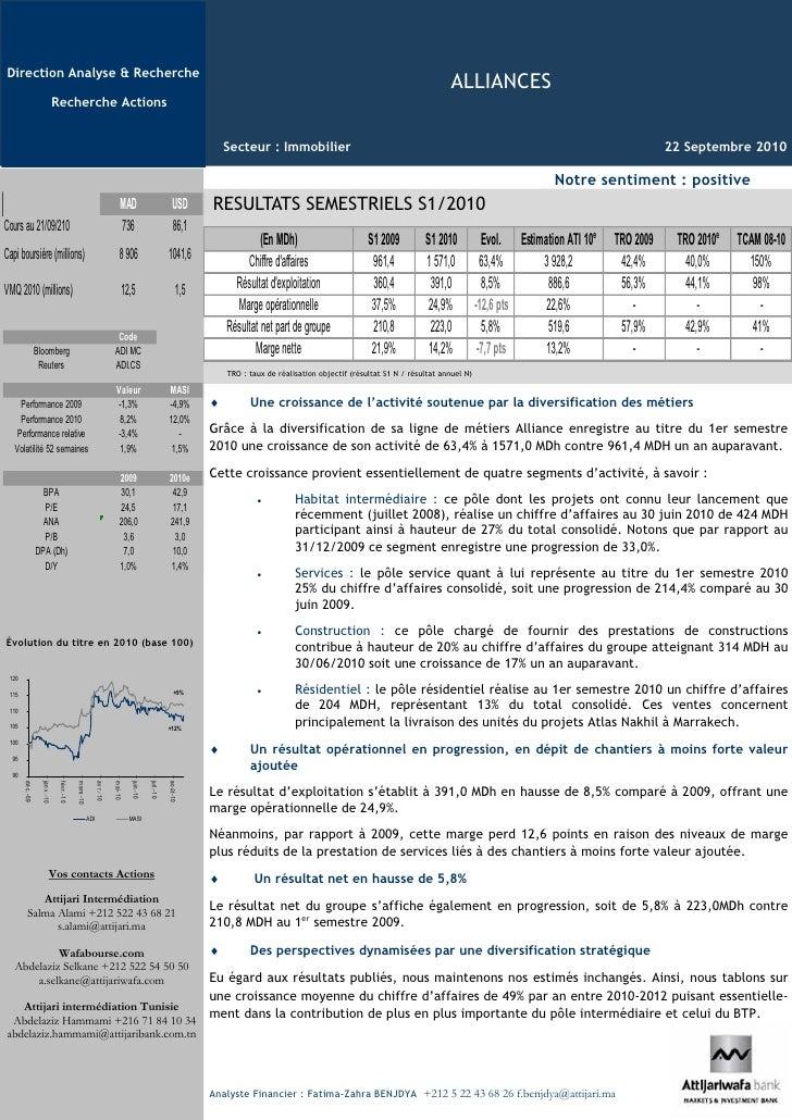 Direction Analyse & Recherche                                                                                             ...