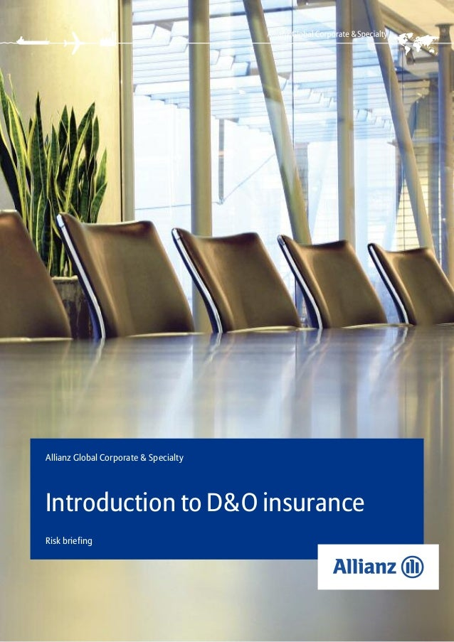 Where does Allianz insurance operate?