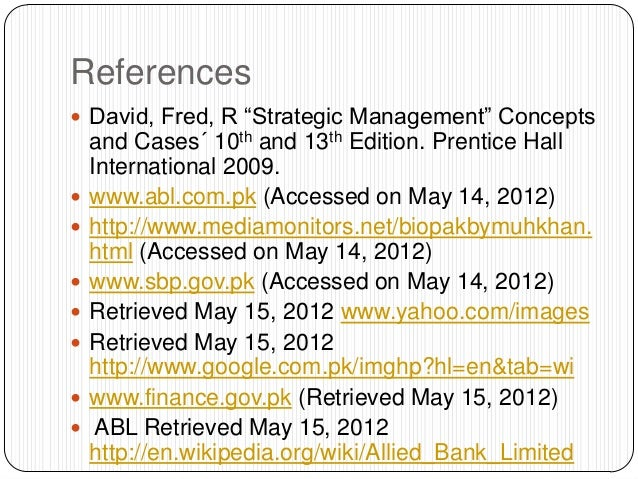 case study on google by fred r david in strategic management Fred r and forest r david, a father–son team, have published more than 50 articles in journals such as academy of management review, academy of management executive, journal of applied psychology, long range planning, international journal of management, journal of business strategy, and advanced management journal.