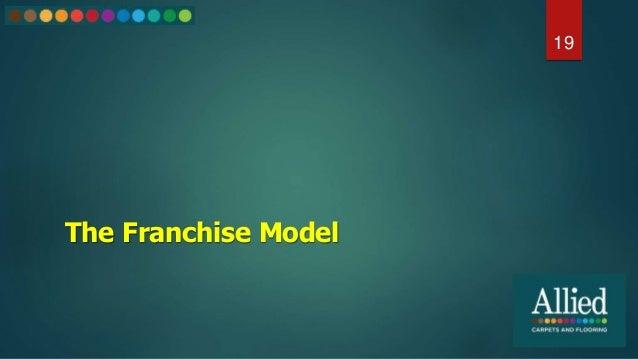 The Franchise Model 19