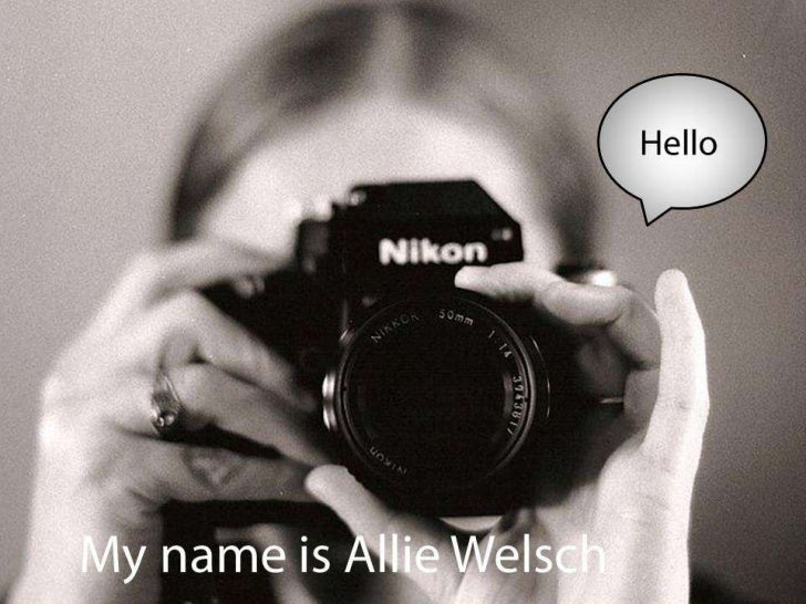 Resume-Allie Welsch