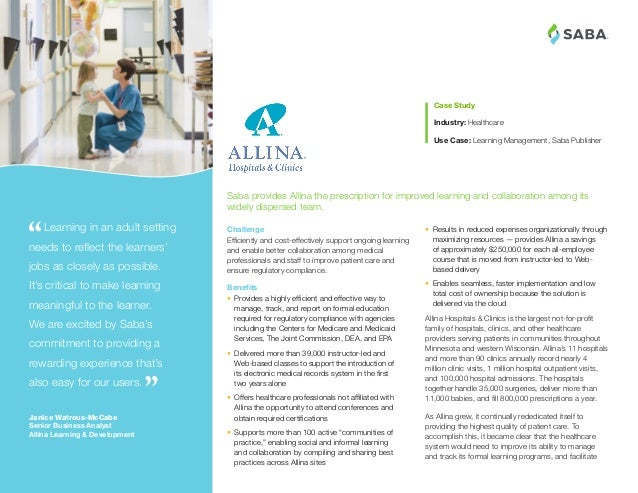 allina west clinic