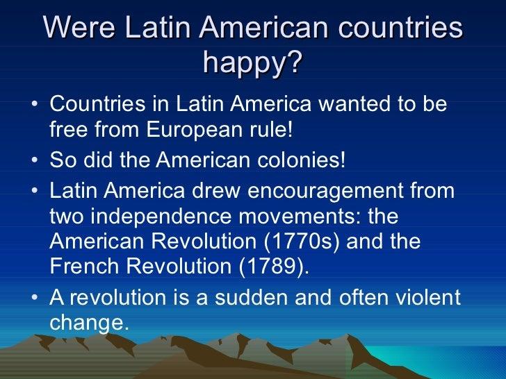 :: Latin America