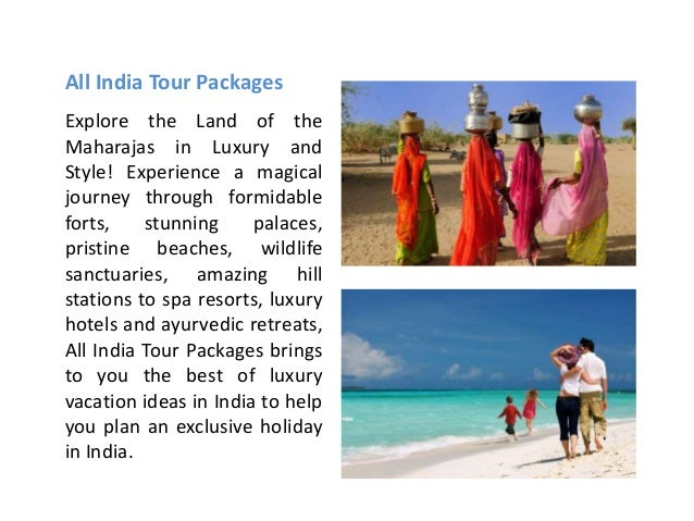 All India Tour Packages  Slide 2