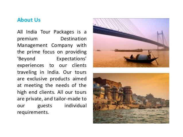 All India Tour Packages  Slide 3
