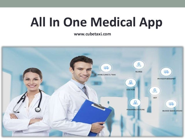 All In One Medical App www.cubetaxi.com