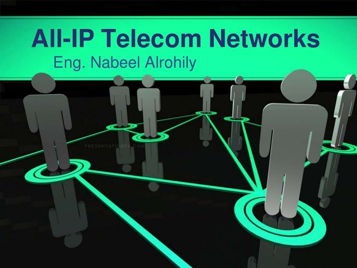 All-IP Telecom Networks Eng. Nabeel Alrohily