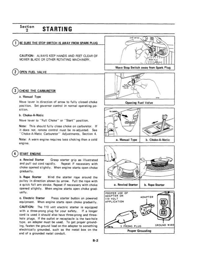 allis chalmers b series tractor pdf service manual download rh slideshare net Antique Allis Chalmers Engines 1950 Allis Chalmers Model B