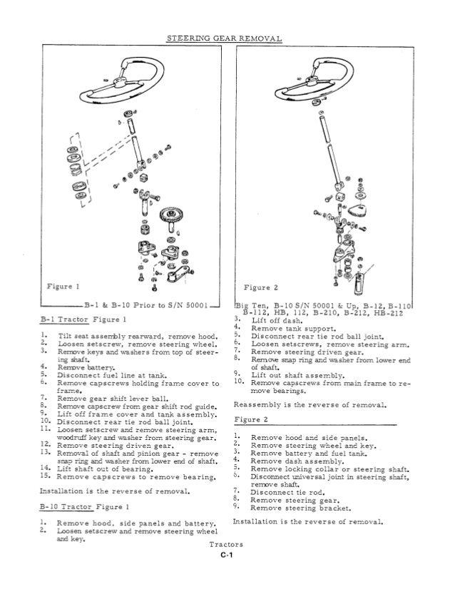 allis chalmers b series tractor pdf service manual download 48 638?cb\=1398349844 allis chalmers steering parts diagram electrical wiring diagram \u2022