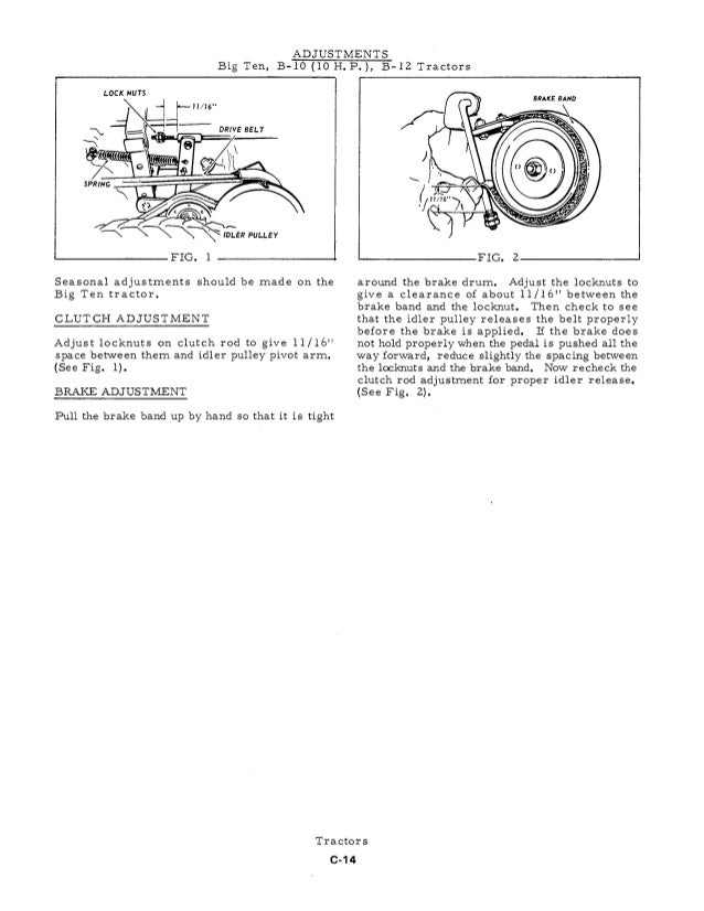 Allis Chalmers B Wiring Schematic  Engine  Wiring Diagram