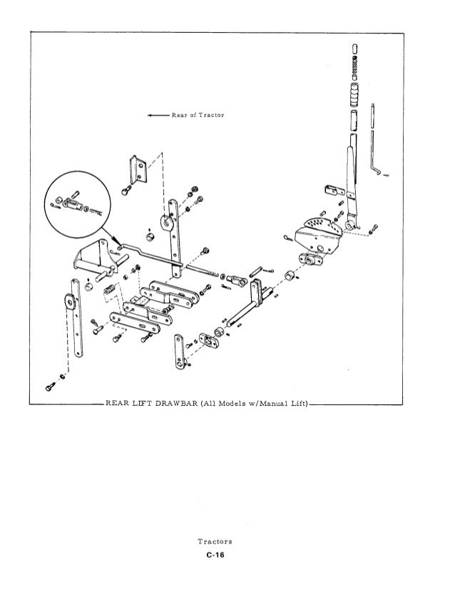 Simplicity 7112 Tractor Wiring Schematic