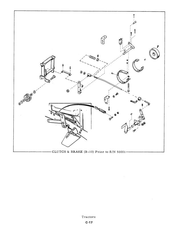 allis chalmers b series tractor pdf service manual download rh slideshare net Allis Chalmers WD Wiring System Allis Chalmers 712 Garden Tractor Wiring ...