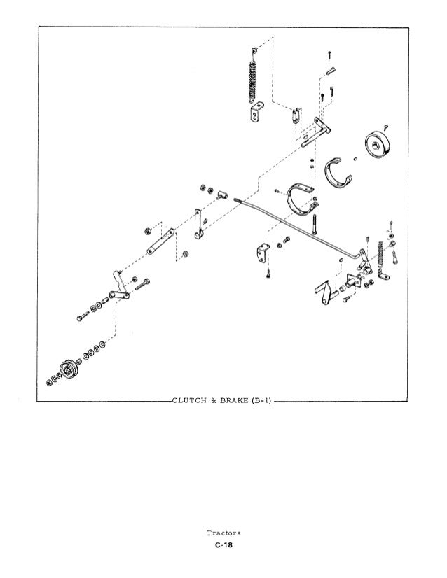 Generator Wiring Diagram For Allis Chalmers C Allis