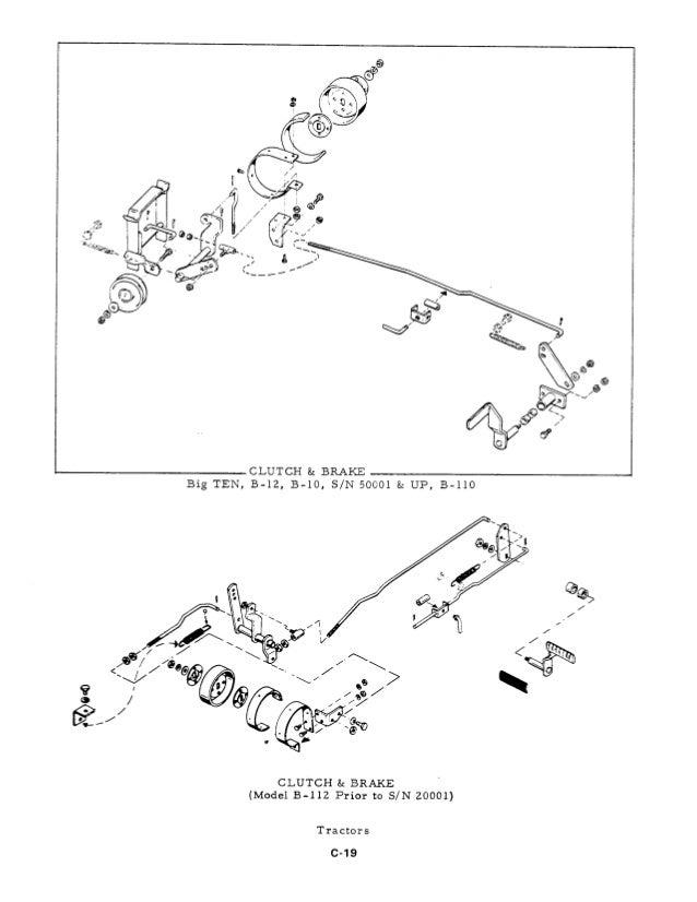 allis chalmers b10 wiring diagram allis chalmers b10