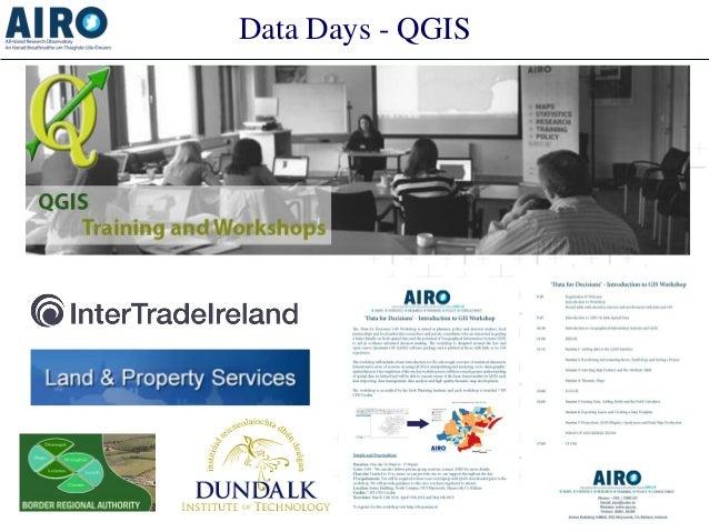 Data Days - QGIS