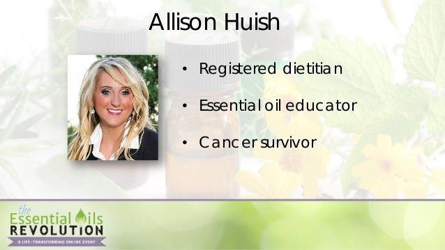 Allison's Journey • Nutrition background   • Plant-based lifestyle   • Conventional dietitian education   • Self...