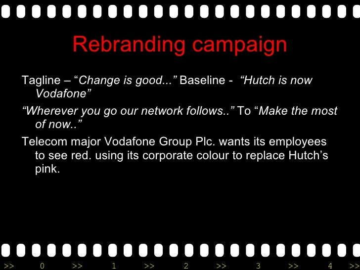 promotional mix of vodafone Promotion strategies of vodafone - download as word doc (doc / docx), pdf  file (pdf),  promotion is also found in the specification of five promotional mix or.