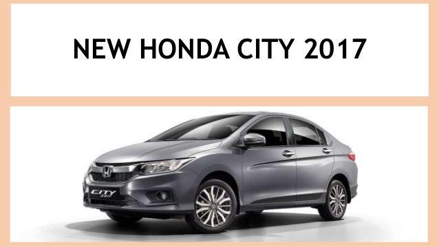 All new honda city 2017 for New honda city 2017