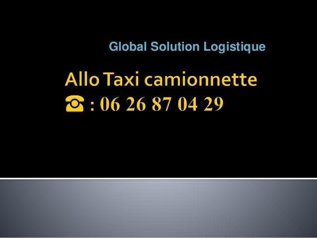 Global Solution Logistique