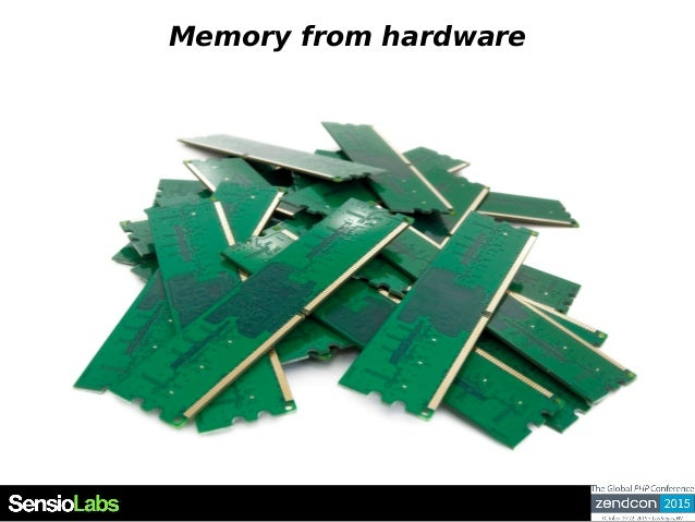 Memory from hardware