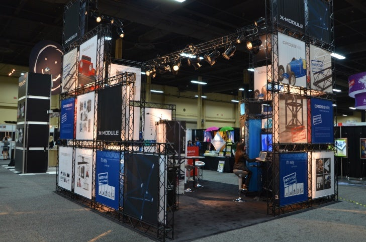 Exhibitor Show 2011 X-Module USA Debut